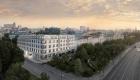 Комплекс апартаментов Carre Blanc Новостройка в центре столицы